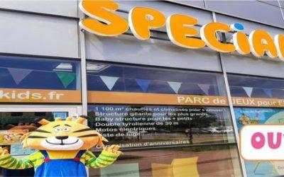 Special Kids – Westfield Carré Sénart a mis à jour ses horaires d'ouverture.