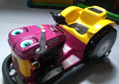 Moto - Tracteur