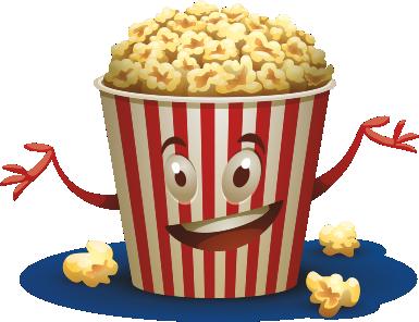 Saladier de popcorn - Parc de jeux Special Kids (ex Royal Kids)