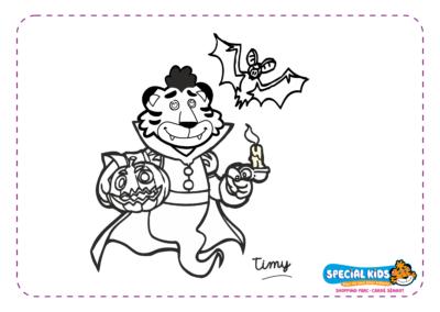 Special Kids - Timy Halloween