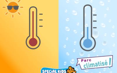 Trop trop chaud pour jouer dehors ?